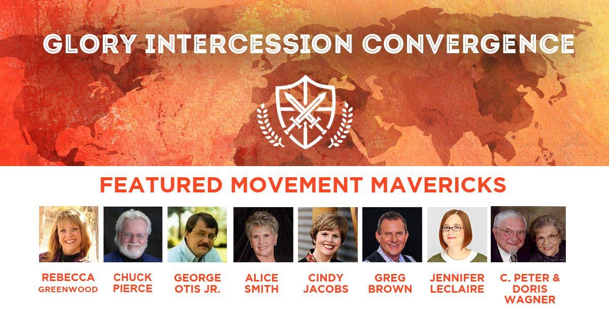 Glory Intercession Convergence
