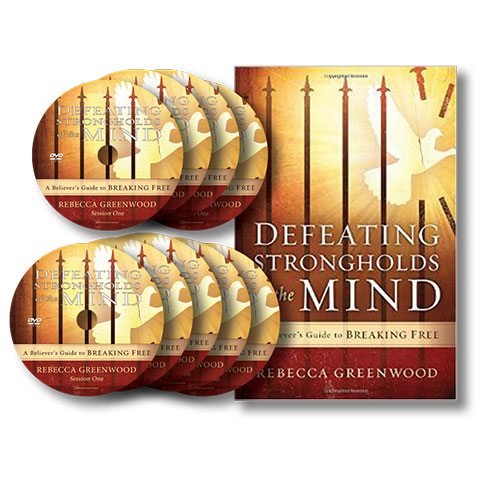 Defeating Strongholds of the Mind Book & DVD Bundle