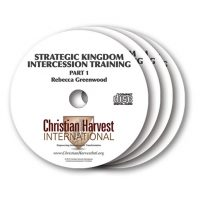 Strategic Kingdom Intercession Training