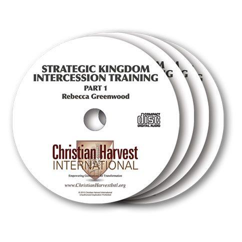 Strategic Kingdom Intercession Training