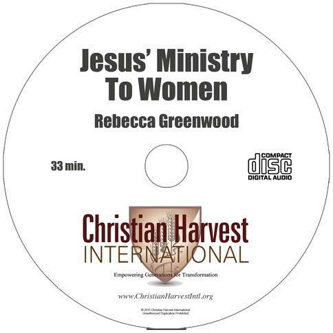Jesus' Ministry to Women CD
