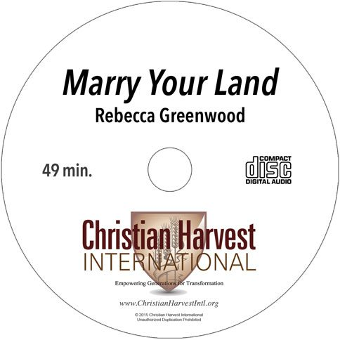 Marry Your Land CD