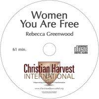 WomenYouAreFree-CD