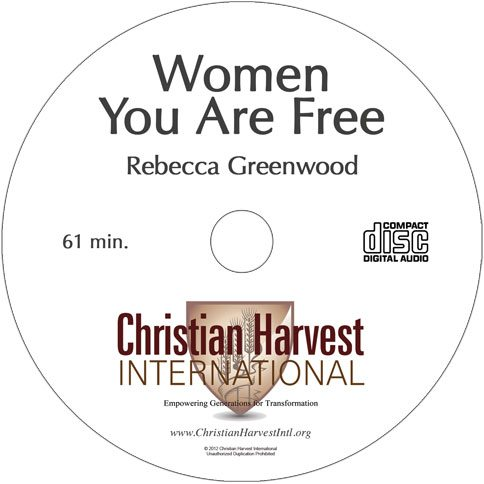 Women You are Free CD