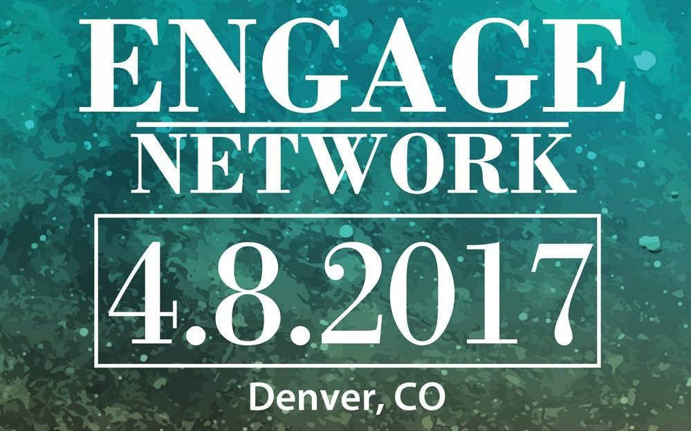 ENGAGE Exclusive One Day Event with Rebecca Greenwood
