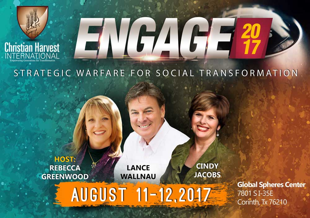 Engage 2017 Strategic Warfare for Social Transformation