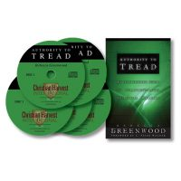 Authority to Tread Book & CD Bundle