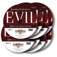 Breaking the Bonds of Evil 8 DVD Set