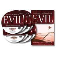 Breaking the Bonds of Evil Book & DVD Bundle