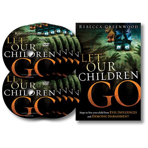 Let Our Children GO! Book & DVD Bundle