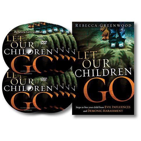 Let Our Children GO! Book & DVD Bundle