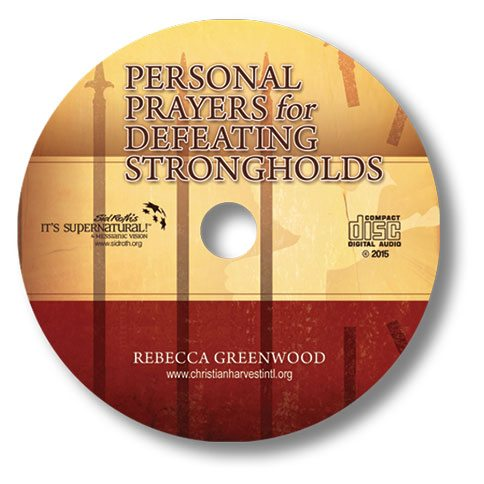 Defeating Strongholds of the Mind Prayers CD